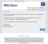 British Medical Journal - Peter Ucko